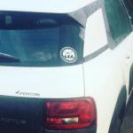 White Car 500px