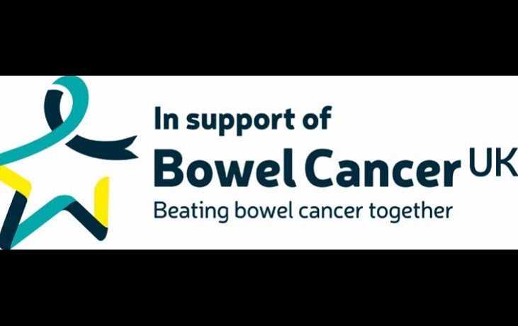 Cancer, UK, Bowel, support, in, of