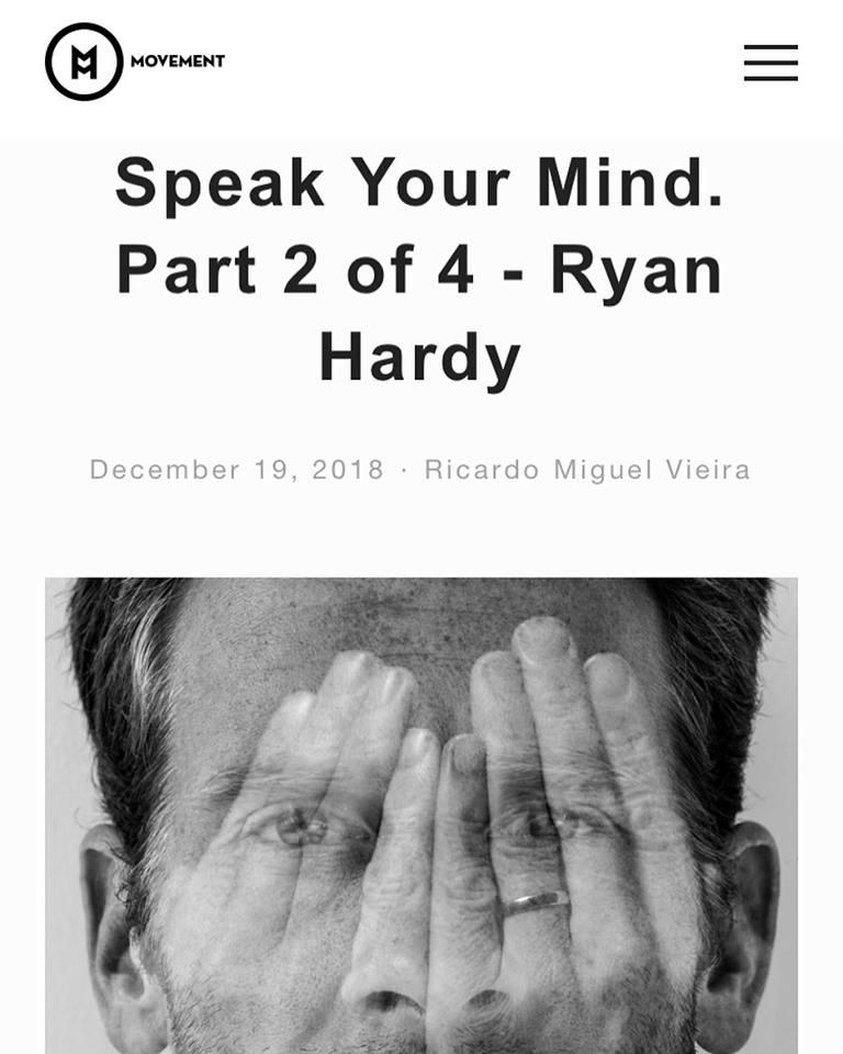 Mind, Part 2, Hardy, Speak